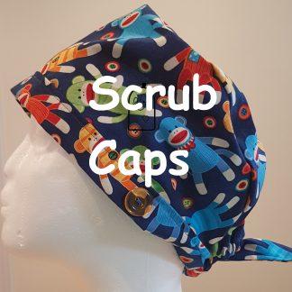 Scrub Caps