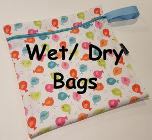 Wet Dry bags Image Marker