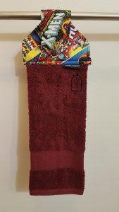 Comics Hanging Towel