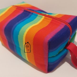 Rainbow Boxed Bag