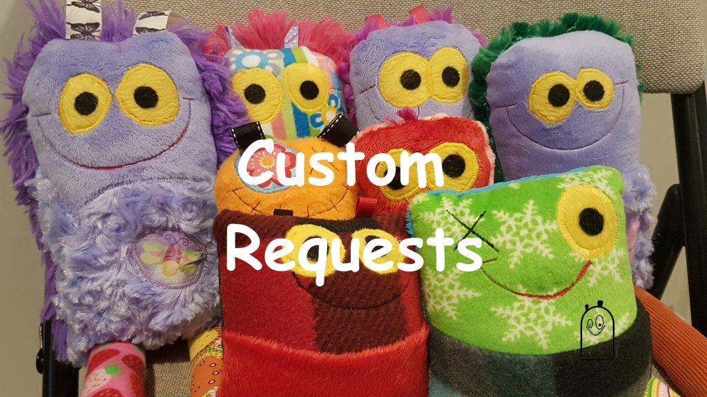 Scrappie Custom Requests
